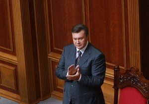 Янукович прибыл в Раду. В ПР ждут провокаций от БЮТ