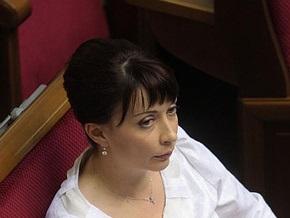 Лукаш подала апелляцию на запрет рекламы с критикой Тимошенко