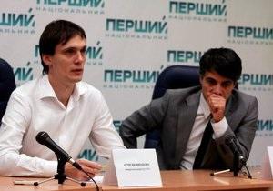 Первый национальный уменьшил долю вещания на украинском языке