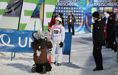 Фристайл: Украинцы Абраменко и Новосад вошли в десятку на чемпионате мира