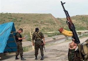 В Кыргызстане пограничник, застреливший пять человек, был убит при задержании