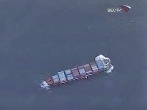 На Каспии потерпело бедствие российское судно