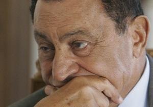 Мубарак намерен извиниться перед народом Египта