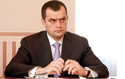 Экс-глава МВД Захарченко получил российский паспорт