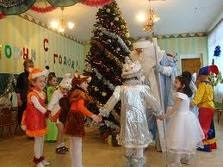 Новогодний праздник от МТС посетили более 1000 малышей из 8 городов Украины