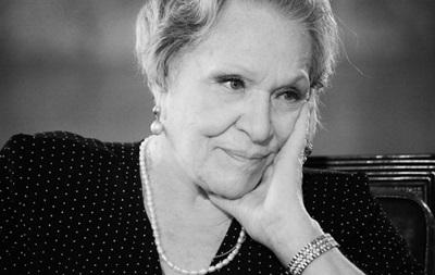 Римма Маркова завещала похоронить себя без торжественных речей и панихиды