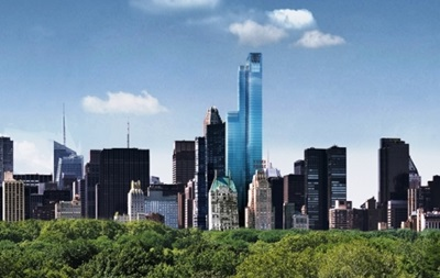 Пентхаус в Нью-Йорке продали за рекордные 100 миллионов долларов