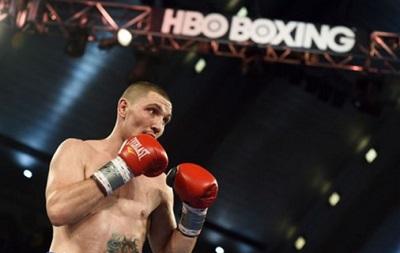 Бокс: Украинец Шабранский легко разобрался с Гарреттом Уилсоном
