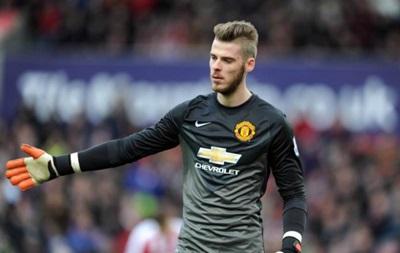 Реал готов заплатить за голкипера Манчестер Юнайтед 60 миллионов евро