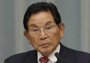 Японский министр юстиции признался в связях с якудзой