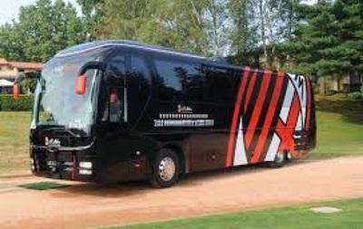 Жесткая экономия: Милан решил продать клубный автобус