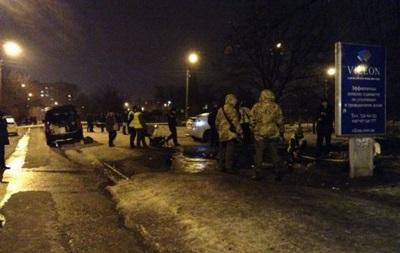 Бомба у суда Харькова была самодельной