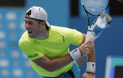 Australian Open. Марченко не смог ничего поделать с подачей соперника