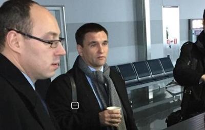 Климкин вылетел в Берлин на встречу в  нормандском формате