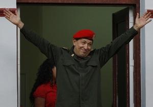 СМИ: Чавес болен раком кишечника