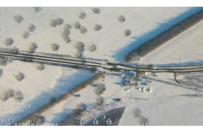 ОБСЕ опубликовала снимок беспилотника с места обстрела под Волновахой