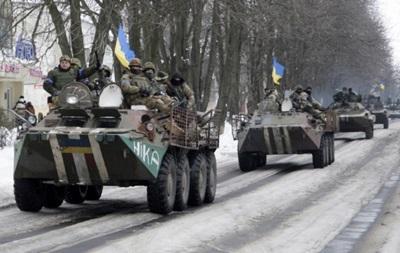 Семенченко рассказал, что творится у 29-го блокпоста