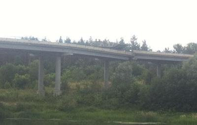 В Луганской области взорван мост через Северский Донец