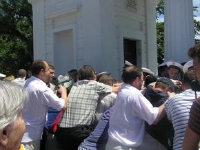 СМИ Севастополя не пустили на суд по обвинению участников инцидента на Графской пристани