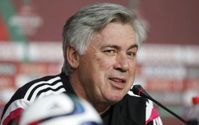 Карло Анчелотти признан лучшим клубным тренером в мире