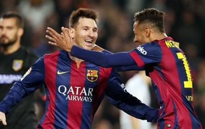Месси принес победу Барселоне над Атлетико в матче 1/4 финала Кубка Испании