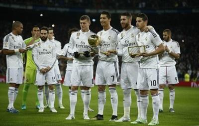Реал вновь признан самым богатым клубом мира