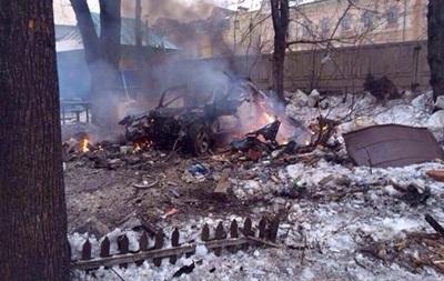 В Дебальцево под обстрел попал горотдел милиции, есть пострадавшие