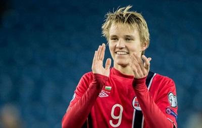 Реал подписал 16-летнего игрока сборной Норвегии