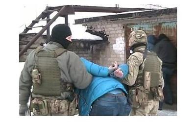 В Харьковской области арестовали члена Оплота, воевавшего на Донбассе