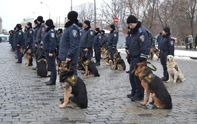 Милиция Украины переходит в режим  превентивного удара