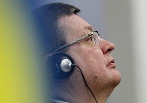 Грищенко: ЕС не помешало бы определиться, где бы он хотел видеть Украину