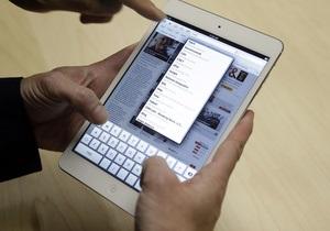 Apple объявил о начале продаж iPad со встроенными 128 Гб памяти
