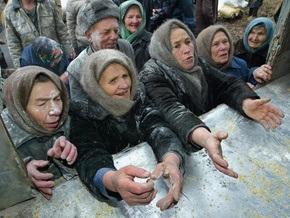 Опрос: Из-за кризиса украинцы ограничили расходы и экономят на питании