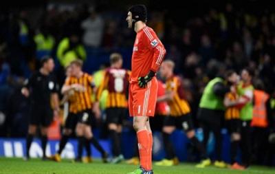 Манчестер Сити и Челси вылетели из Кубка Англии