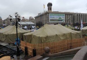Продан: Майдан обошелся предпринимателям в 100 млн грн