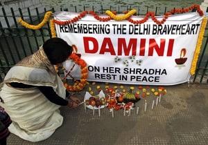 Насильники индийской студентки искали жертву целенаправленно
