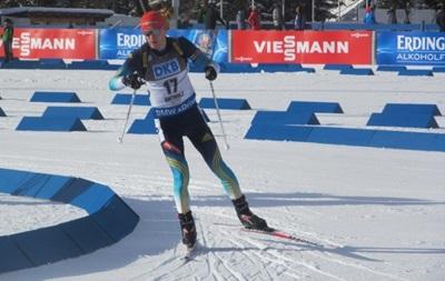 Биатлон: Мужская сборная Украины стала седьмой в эстафете
