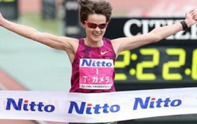 Украинка выиграла марафон в Японии и установила национальный рекорд