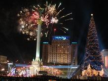 Nemiroff стал спонсором празднования Нового года на Майдане