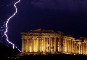 Бывший премьер Греции считает, что выход страны из еврозоны будет для нее катастрофой