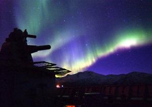 Финские ученые записали звуковое сопровождение северного сияния