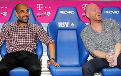 Гвардиола на тренировке повздорил со спортивным директором Баварии - источник