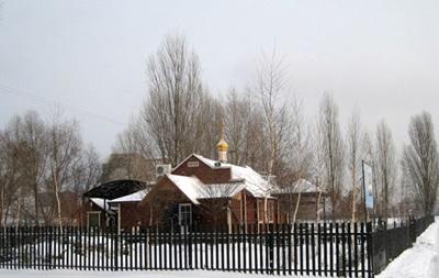 В Киеве подожгли церковь Московского патриархата