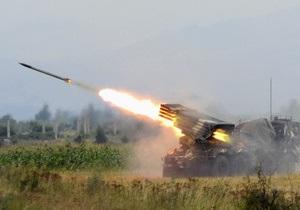 Вице-премьер Грузии: Тбилиси намерен закупать оружие у Украины