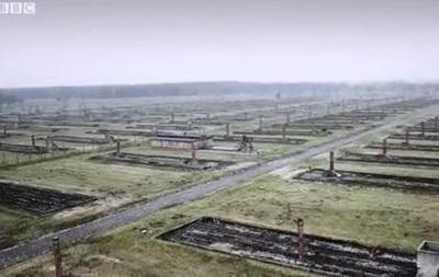 Освенцим сегодня: съемка с высоты птичьего полета