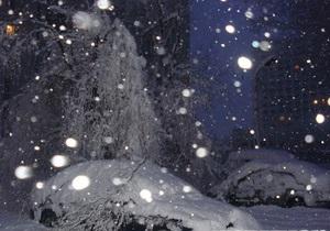 МЧС: Киевские коммунальщики оказались не готовы к снегопадам