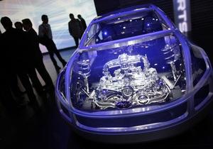 Subaru представила прозрачный концепт-кар на Женевском автосалоне