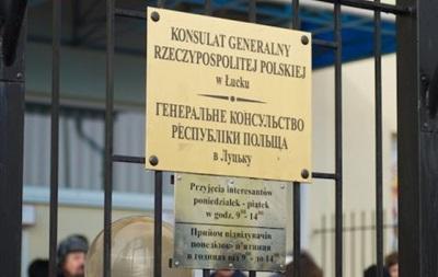 Призывники Волыни жалуются, что их не выпускают в Польшу