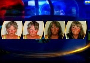 Жительницу США арестовали четыре раза за сутки