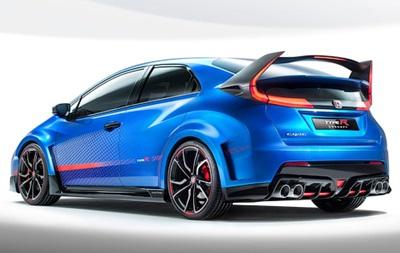 Honda на автосалоне в Женеве покажет  заряженный  Civic